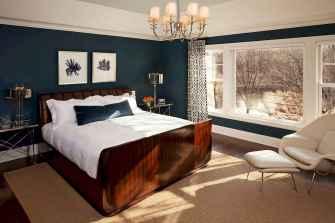 100 Stunning Farmhouse Master Bedroom Decor Ideas (58)
