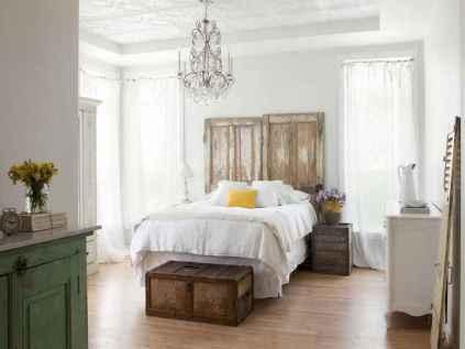 100 Stunning Farmhouse Master Bedroom Decor Ideas (80)