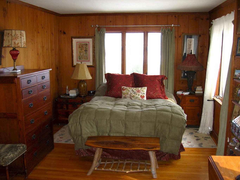 100 Stunning Farmhouse Master Bedroom Decor Ideas (82)