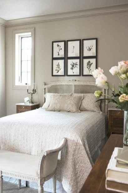 100 Stunning Farmhouse Master Bedroom Decor Ideas (86)