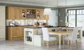 110 Amazing Farmhouse Kitchen Decor Ideas (22)