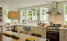 110 Amazing Farmhouse Kitchen Decor Ideas (34)