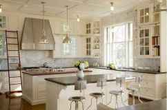 110 Amazing Farmhouse Kitchen Decor Ideas (43)