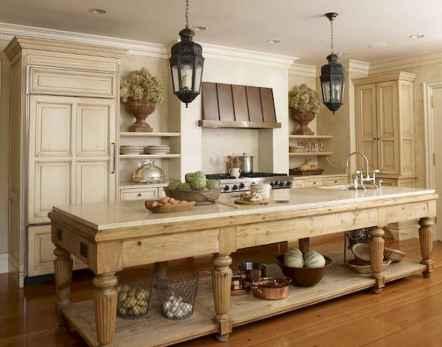 110 Amazing Farmhouse Kitchen Decor Ideas (52)