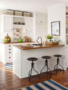 110 Amazing Farmhouse Kitchen Decor Ideas (65)
