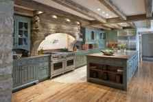 110 Amazing Farmhouse Kitchen Decor Ideas (84)