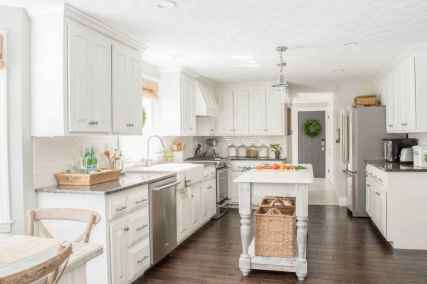 110 Amazing Farmhouse Kitchen Decor Ideas (88)