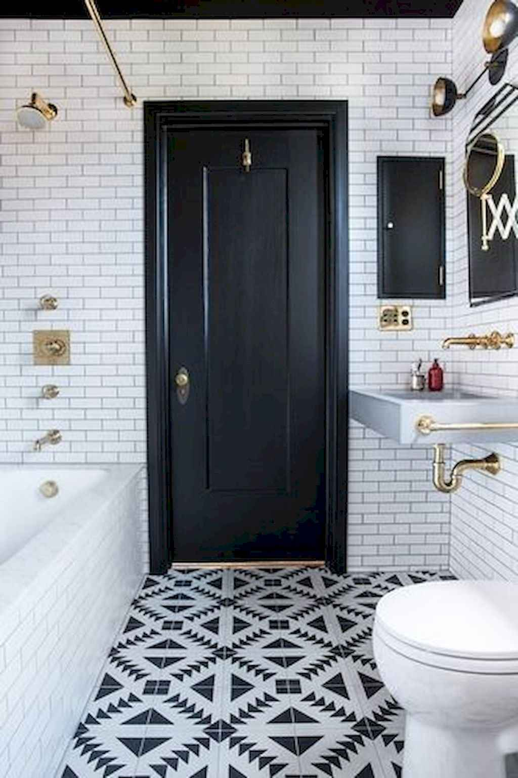 111 Brilliant Small Bathroom Remodel Ideas On A Budget (46)