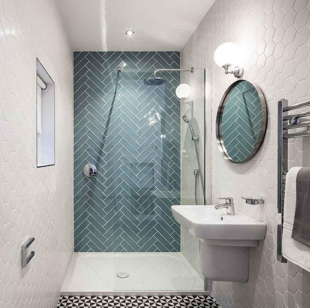 111 Brilliant Small Bathroom Remodel Ideas On A Budget (62)