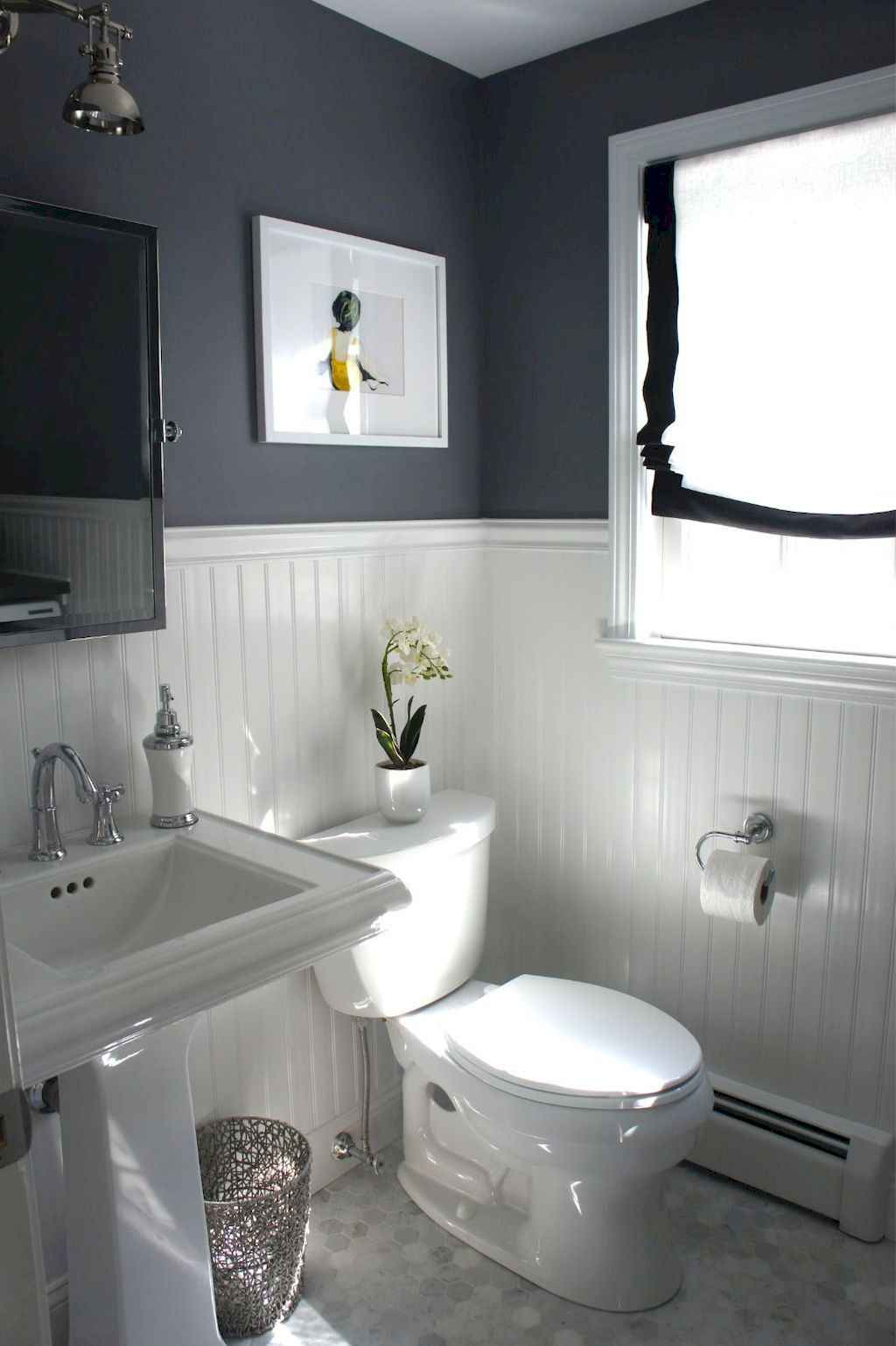 111 Brilliant Small Bathroom Remodel Ideas On A Budget (66)