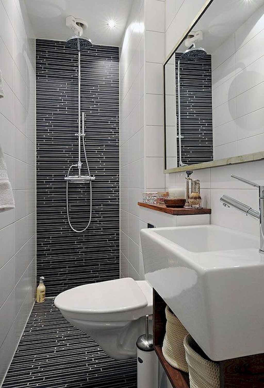 111 Brilliant Small Bathroom Remodel Ideas On A Budget (8)