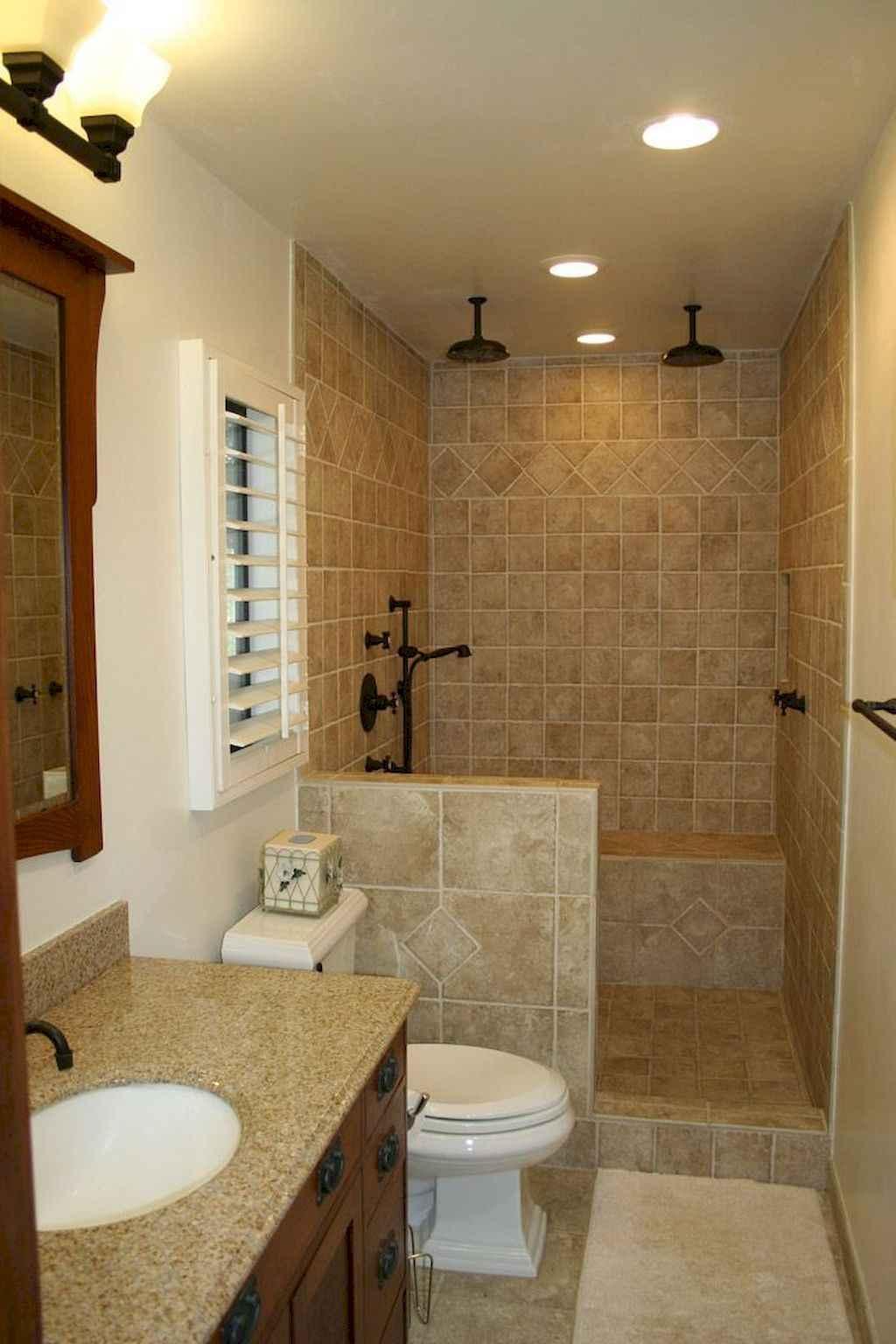 111 Brilliant Small Bathroom Remodel Ideas On A Budget (82)