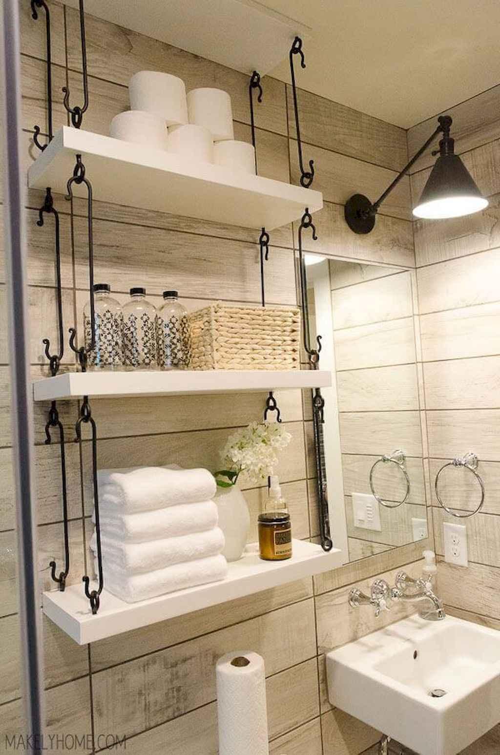 111 Brilliant Small Bathroom Remodel Ideas On A Budget (94)