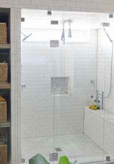 125 Brilliant Farmhouse Bathroom Vanity Remodel Ideas (124)