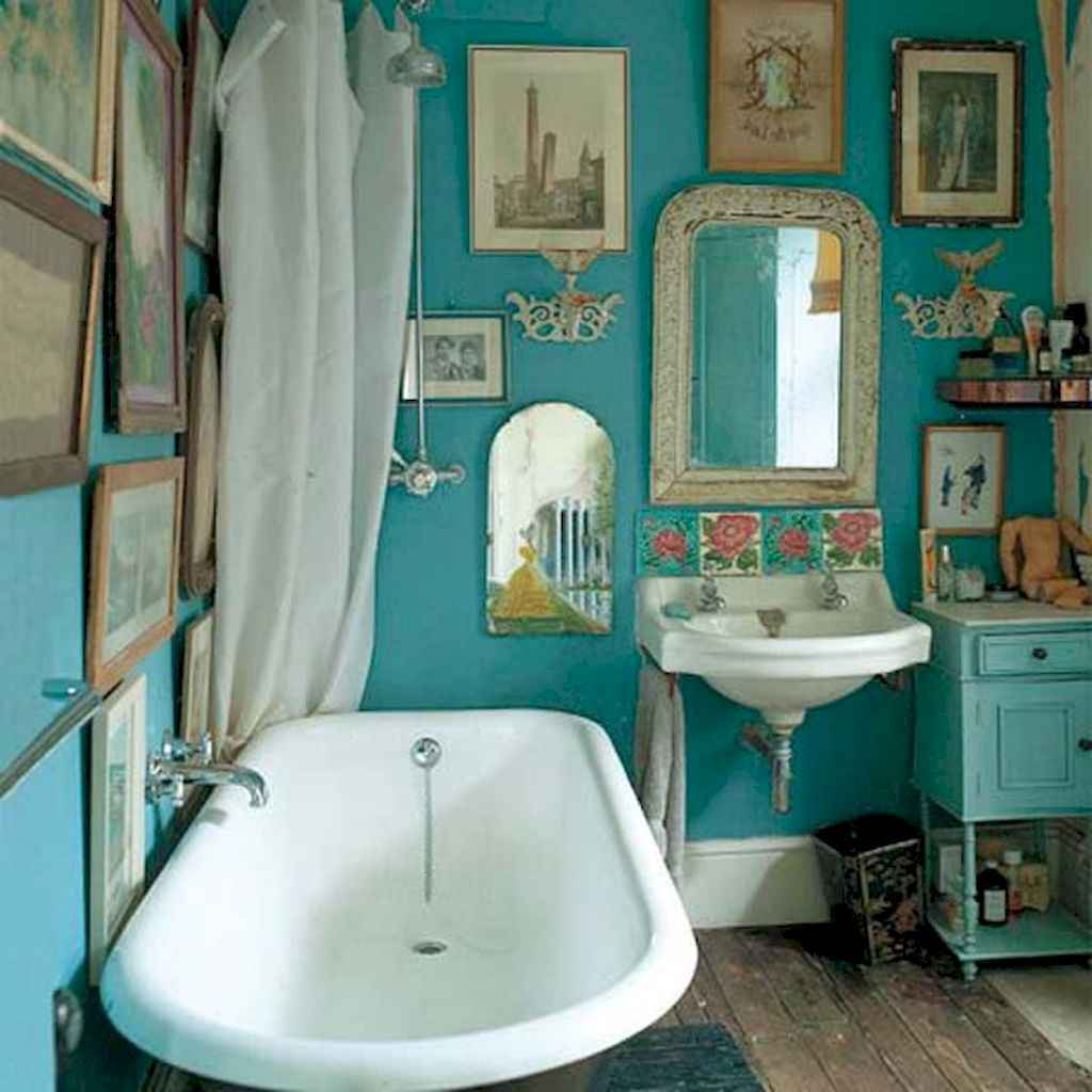 55 Cool and Relax Bathroom Decor Ideas (31)