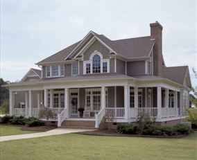 60 Awesome Farmhouse Plans Cracker Style Design Ideas (49)