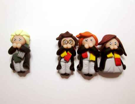 70 Easy To Try DIY Polymer Clay Figure Ideas (28)