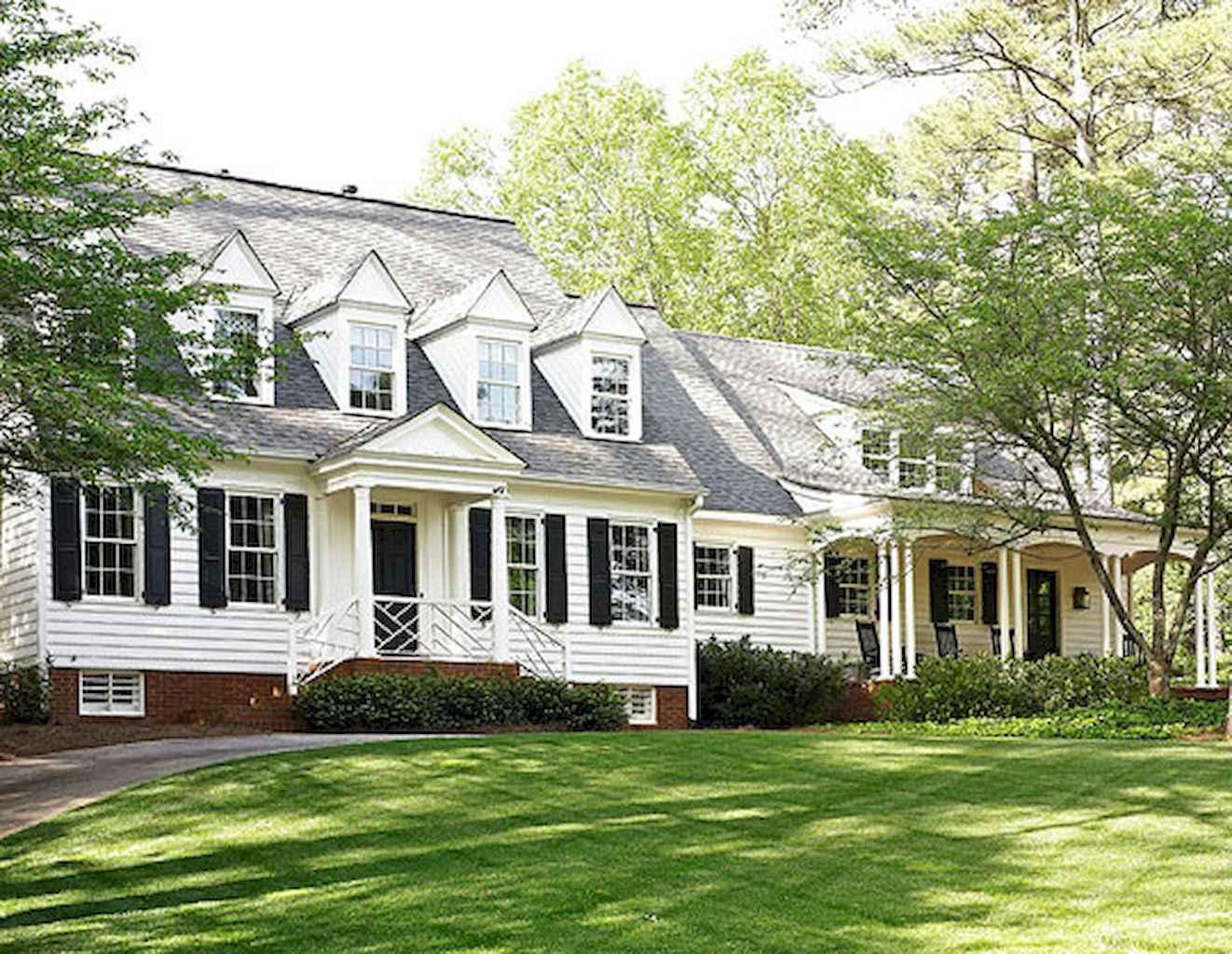 80 Amazing Plantation Homes Farmhouse Design Ideas (21)