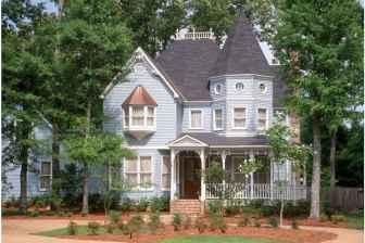 80 Amazing Plantation Homes Farmhouse Design Ideas (46)