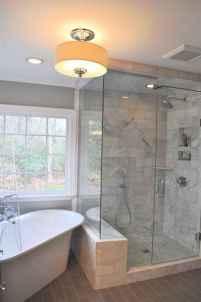 80 Awesome Farmhouse Tile Shower Decor Ideas (5)