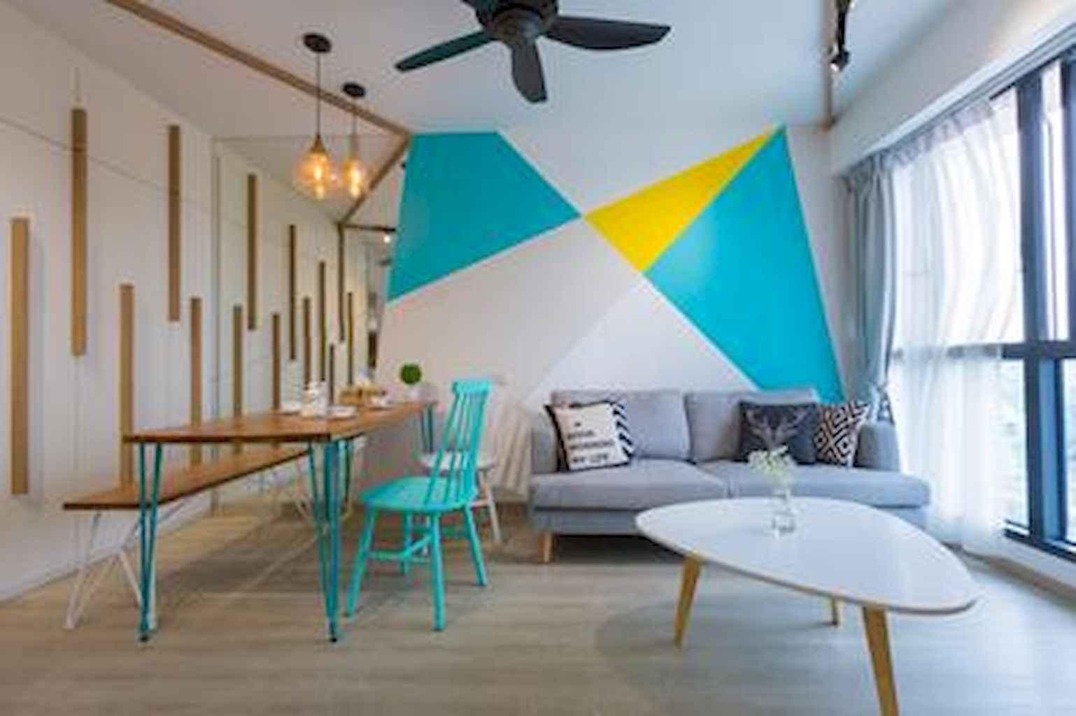 80 Elegant Harmony Interior Design Ideas For First Couple (22)