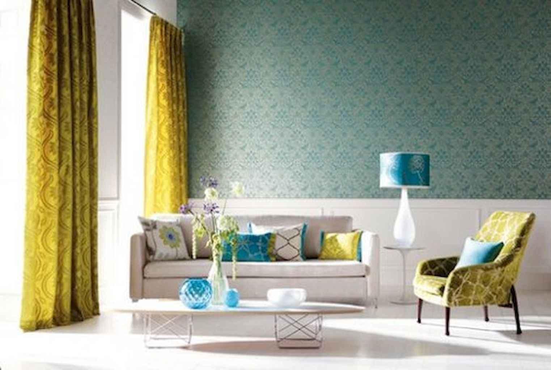 80 Elegant Harmony Interior Design Ideas For First Couple (50)