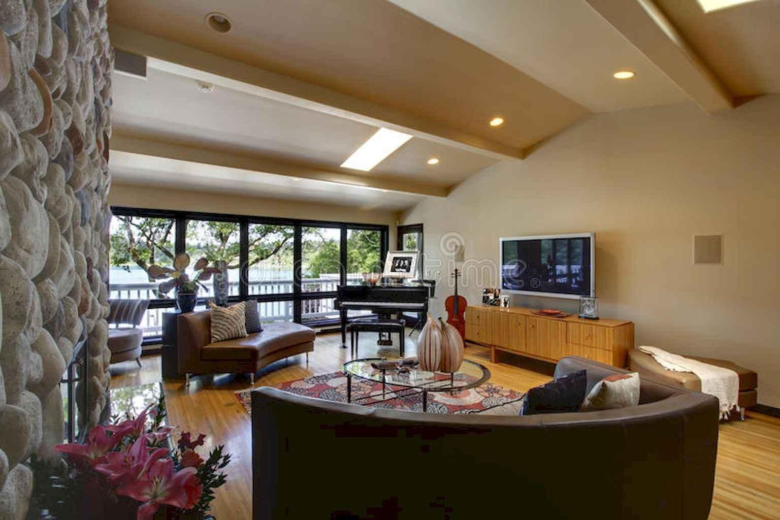 80 Elegant Harmony Interior Design Ideas For First Couple (63)