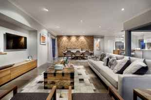 80 Elegant Harmony Interior Design Ideas For First Couple (71)