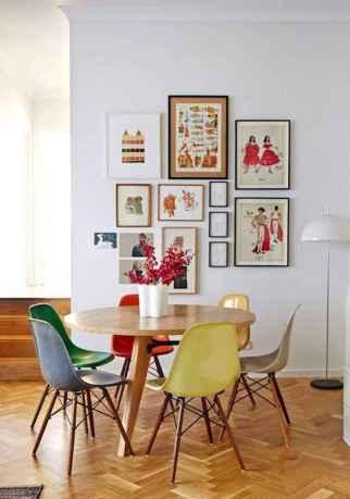 80 Elegant Harmony Interior Design Ideas For First Couple (73)