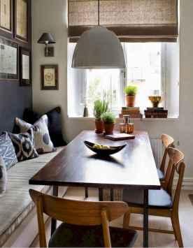 80 Stunning Apartment Dining Room Decor Ideas (15)