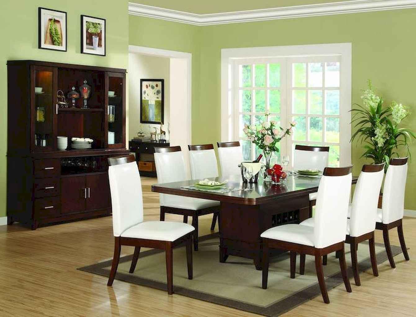 80 Stunning Apartment Dining Room Decor Ideas (18)