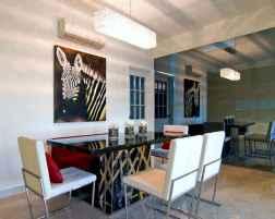 80 Stunning Apartment Dining Room Decor Ideas (26)