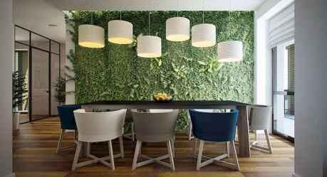 80 Stunning Apartment Dining Room Decor Ideas (36)