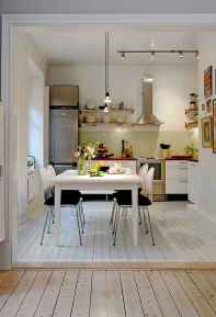 80 Stunning Apartment Dining Room Decor Ideas (39)
