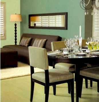 80 Stunning Apartment Dining Room Decor Ideas (44)