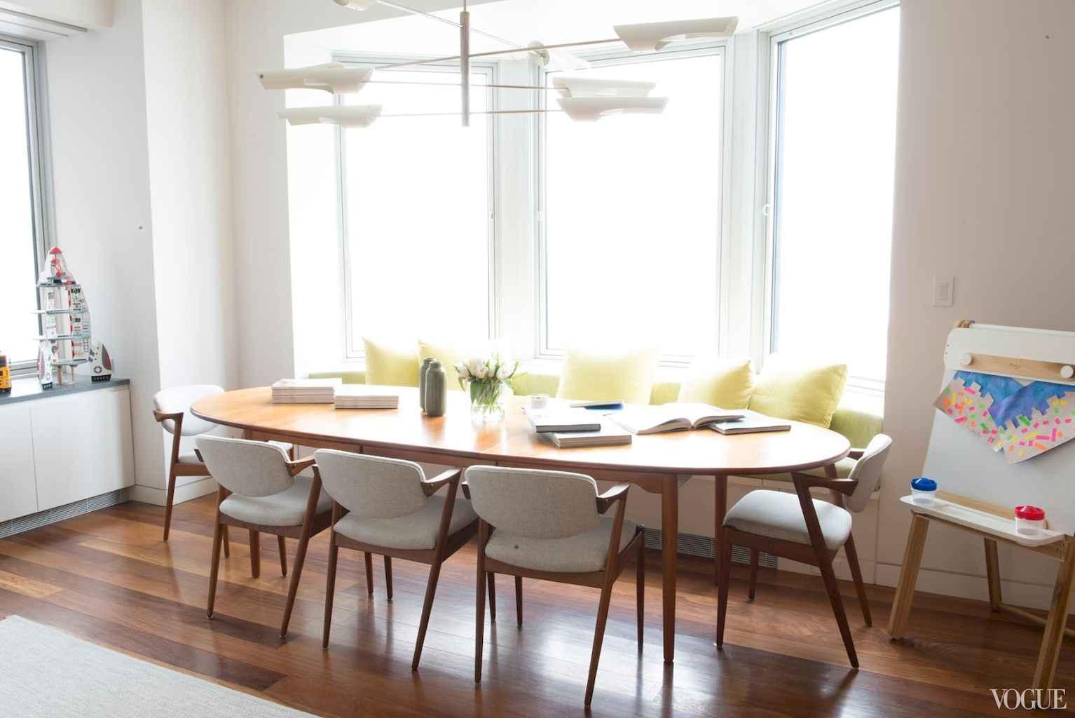 80 Stunning Apartment Dining Room Decor Ideas (45)