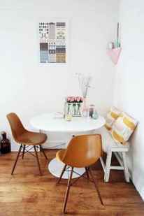 80 Stunning Apartment Dining Room Decor Ideas (48)