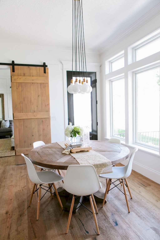 80 Stunning Apartment Dining Room Decor Ideas (69)