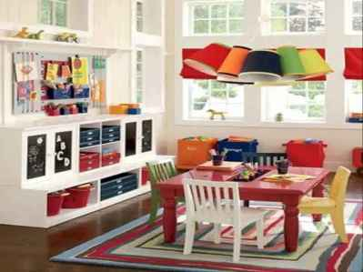 35 Amazing Playroom Ideas Decorations For Your Kids (25)