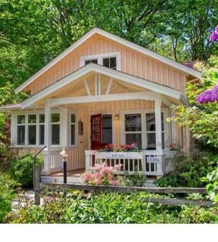 Best 25 Small Cottages Design Ideas (2)