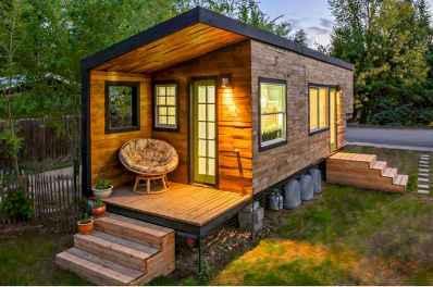 Best 25 Tiny House Design Ideas (19)