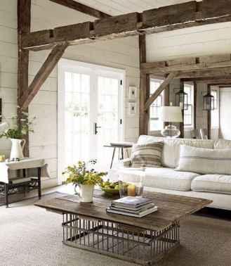 Best 30 Farmhouse Living Room Decor Ideas (10)