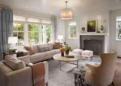 Best 30 Farmhouse Living Room Decor Ideas (24)