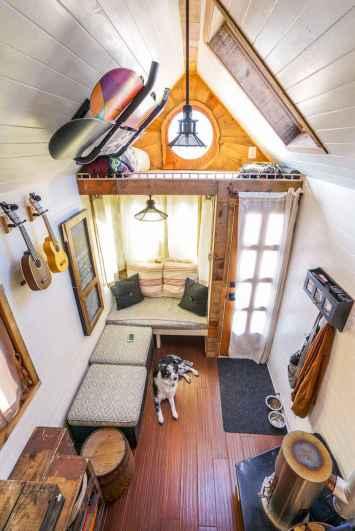Top 30 Tiny House Interior Decor Ideas (19)