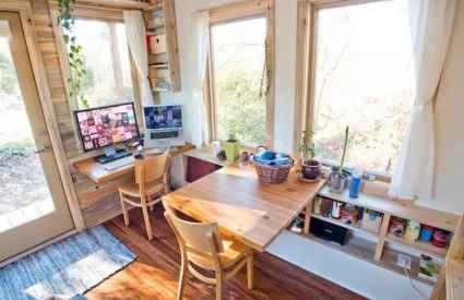Top 30 Tiny House Interior Decor Ideas (25)