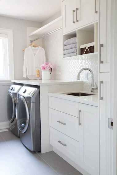 110 Best Laundry Room Design And Decor Ideas (94)