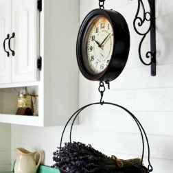 33 Best Industrial Farmhouse Clock Design Ideas (13)