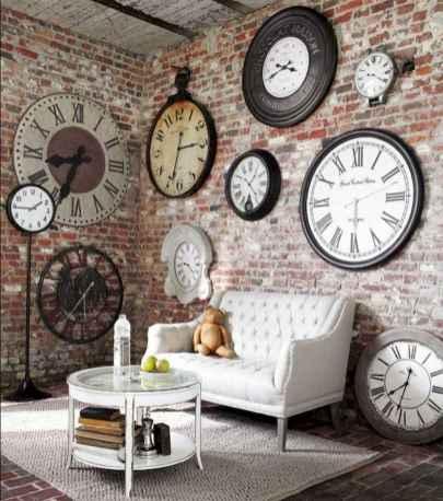 33 Best Industrial Farmhouse Clock Design Ideas (19)