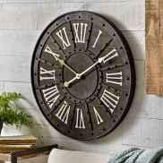 33 Best Industrial Farmhouse Clock Design Ideas (5)