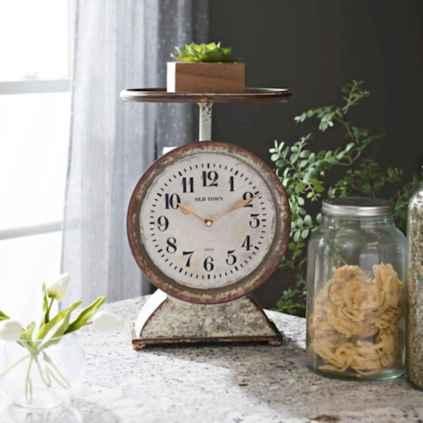 33 Best Industrial Farmhouse Clock Design Ideas (6)